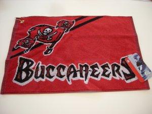 TAMPA BAY BUCCANEERS NFL GOLF TOWEL *NEW
