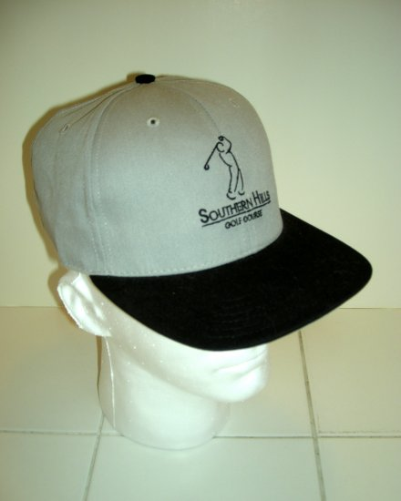 SOUTHERN HILLS, FLORIDA EMBROIDERED BALL CAP  *NEW*