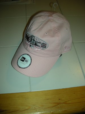 COLORADO ROCKIES NLCS 2007 NEW ERA PINK BASEBALL CAP, *NEW*