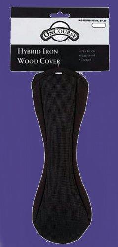 HYBRID IRON WOOD COVER, BLACK   *NEW*