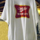 MILLER HIGH LIFE T-SHIRT  XL **NEW**