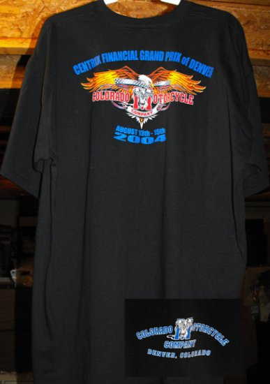 COLORADO MOTORCYCLE CO.,DENVER 2004 GRAND PRIX *NEW*