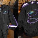 TAMPA BAY DEVIL RAYS EMBROIDERED JACKET, LARGE  **NEW**