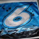 MARK MARTIN #6 NASCAR CAR FLAG