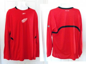 DETROIT RED WINGS JERSEY, SIZE LARGE **NEW**