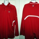 KANSAS CITY CHIEFS COACH'S SIDELINE SHIRT, SIZE XL *NEW*