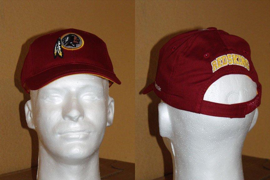 WASHINGTON REDSKINS NFL BALL CAP, TODDLER *NEW*