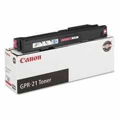 CANON GPR-21 MAGENTA TONER CARTRIDGE, NEW & ORIGINAL