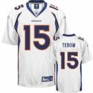 TIM TEBOW #15 ON-FIELD DENVER BRONCOS JERSEY SIZE 52 (XL) **NEW**