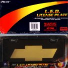 CHEVY L.E.D. LICENSE PLATE  *NEW*