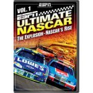 ESPN: ULTIMATE NASCAR, VOL. 1, THE EXPLOSION - NASCAR'S RISE/DVD *NEW*