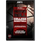 HONOR ROLL COLLEGE BASKETBALL VOL. 1, ESPN DVD *NEW*