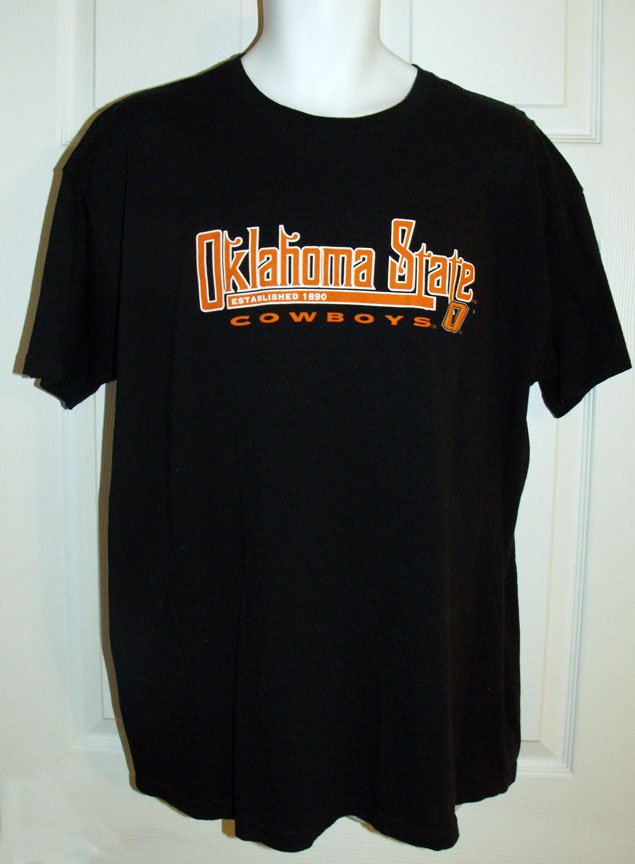 OKLAHOMA STATE COWBOYS T-SHIRT, Size: XL  *NEW*