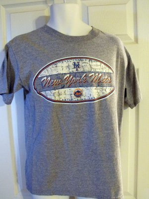 NEW YORK METS NATIONAL LEAGUE EAST T-SHIRT, Size: Med *NEW*