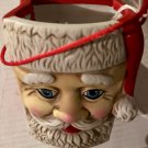 SANTA FACE CERAMIC SACK *NEW*