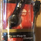 12v Plug-In Charger for LG Cell Phones  *NEW