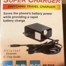 Switching Travel Charger for Cell Phone *NIB