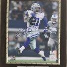 Ezekiel Elliott #21 Dallas Cowboys Autographed Custom Photo Plaque