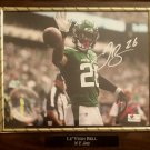 Le'Veon Bell #26 NY Jets Autographed Custom Photo Plaque