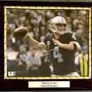 Derek Carr #4 Oakland Raiders Autographed Custom Photo Plaque