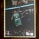 Isaiah Thomas #4 Boston Celtics Autographed Custom Photo Plaque