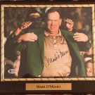 Mark O'Meara Masters Champion Autographed Custom Photo Plaque - FREE Shipping