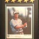 Stuart Appleby Pro Golfer Autographed Custom Photo Plaque - FREE Shipping