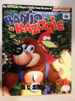 Banjo kazooie game guide.