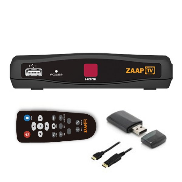 Zaap TV HD309N, Zaaptv
