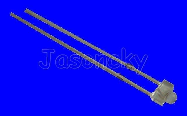100x Blue 1.8mm Tower LED Ultra Bright Free Resistors