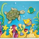 "11""x14"" ART PRINT FOR NURSERY KID'S ROOMS /  UNDERWATER"