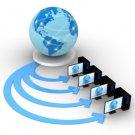 1 Gig of bandwidth allotment
