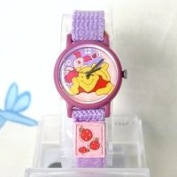 Disney Winnie the Pooh and Piglet Childrens Girls Watch Wristwatch MU0092