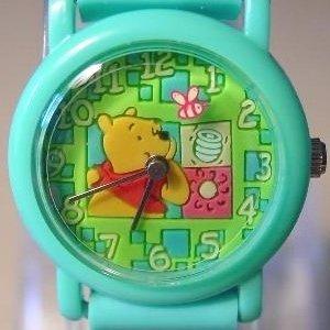 Disney Winnie the Pooh Animated Circling Bee Childrens Watch Wristwatch MU0073