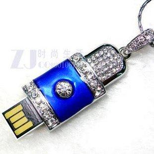 data traveler flash drive necklace 4 GB