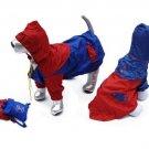 Wholesale Dog Apparel -  Backpack Raincoat  (Total : 72 pcs)