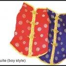 Wholesale Dog Apparel - Chinese Suit (boy)  (Total : 72 pcs)