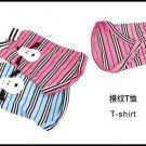 Wholesale Dog Apparel - T-shirt  (72 pcs)