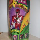 "MIGHTY MORPHIN POWER RANGER  8"" JASON Action Figure"