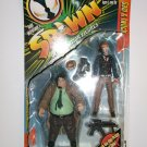 MCFARLANE SPAWN 1996 SAM & TWITCH Action Figures