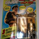 GI JOE BATTLE TALKING COMMANDERS STALKER VINTAGE  Action Figure
