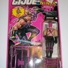GI JOE NINJA FORCE  BANZAI VINTAGE Action Figure