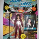STAR TREK: TNG COUNSELOR TROI Action Figure