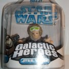 STAR WARS GALACTIC HEROES HOTH HAN SOLO Action Figure