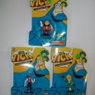 THE TICK 1994 COLLECTIBLE FIGURES 3 PACK