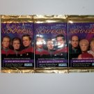 STAR TREK VOYAGER UNOPENED SERIES 2 TRADING CARDS