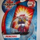 "BAKUGAN NEW VESTROIA 2"" PERCIVAL Figure"