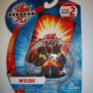"BAKUGAN NEW VESTROIA 2""  WILDA Figure"
