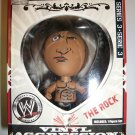 WWE VINYL AGGRESSION THE ROCK Figure