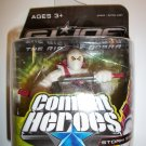 GI JOE COMBAT HEROES STORM SHADOW Figure